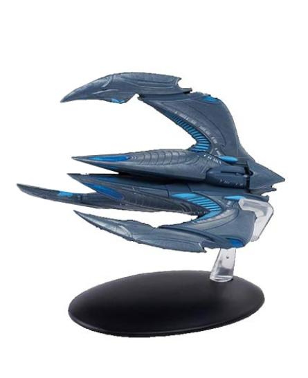 Eaglemoss Star Trek #024 Xindi-Insectoid Starship